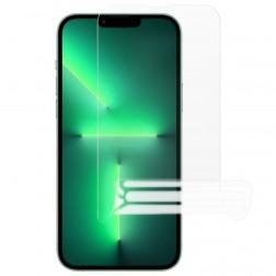 """""""JUNLI"""" hidrogēla ekrāna aizsargplēve (pilnīgi aizsedzama) - dzidra (iPhone 13 / 13 Pro)"""