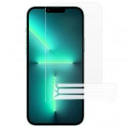 """""""JUNLI"""" (TPU) ekrāna aizsargplēve (pilnīgi aizsedzama) - dzidra (iPhone 13 / 13 Pro)"""