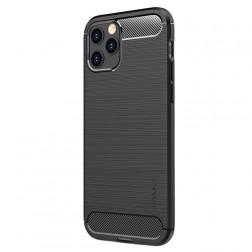 """IPAKY"" Carbon cieta silikona (TPU) vāciņš - melns (iPhone 13 Pro Max)"