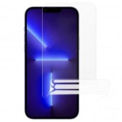 """""""JUNLI"""" (TPU) ekrāna aizsargplēve (pilnīgi aizsedzama) - dzidra (iPhone 13 Pro Max)"""
