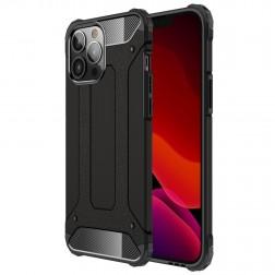Pastiprinātas aizsardzības apvalks - melns (iPhone 13 Pro Max)