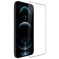 """""""Nillkin"""" CP 9H Tempered Glass ekrāna aizsargstikls 0.33 mm - melns (iPhone 13 Pro Max)"""