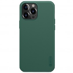 """Nillkin"" Frosted Shield Pro apvalks - zaļš (iPhone 13 Pro Max)"