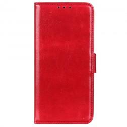Atvēramais maciņš, grāmata - sarkans (iPhone 13 Pro Max)