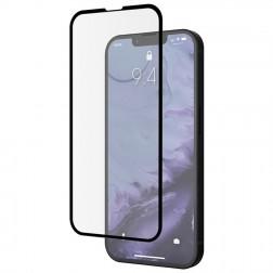 """Mocolo"" 2.5D Tempered Glass ekrāna aizsargstikls 0.26 mm - melns (iPhone 13 / 13 Pro)"