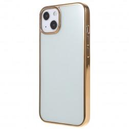 """X-Level"" Glitter apvalks - dzidrs, zelta (iPhone 13)"