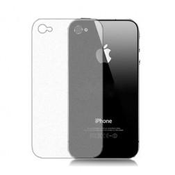 Aizmugurējas daļas aizsargplēve - matēta (iPhone 4 / 4S)