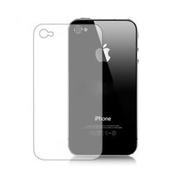 Aizmugurējas daļas aizsargplēve - dzidra (iPhone 4 / 4S)