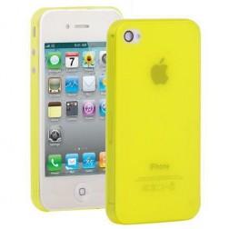 Pasaulē planākais futrālis - dzeltens (iPhone 4 / 4S)