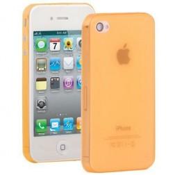 Pasaulē planākais futrālis - oranžs (iPhone 4 / 4S)