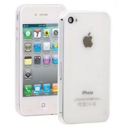Pasaulē planākais futrālis - balts (iPhone 4 / 4S)