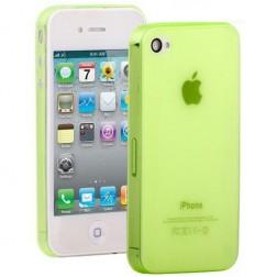 Pasaulē planākais futrālis - zaļš (iPhone 4 / 4S)