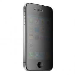 """""""ISME"""" ekrāna aizsargplēve - privāta (iPhone 4 / 4S)"""