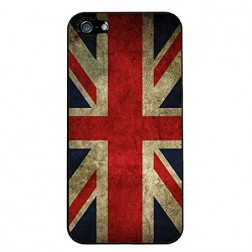 "Retro stila apvalks - ""England"" (iPhone 4 / 4S)"