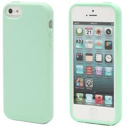 """Elago"" apvalks - zaļš + ekrāna aizsargplēve (iPhone 5 / 5S)"