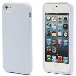 """Elago"" apvalks - balts + ekrāna aizsargplēve (iPhone 5 / 5S)"
