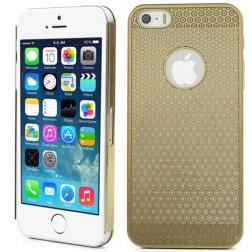 Stilīgs, metāla apvalks - zelts (iPhone 5 / 5S)