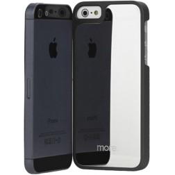 """More"" spogulis apvalks - melns (iPhone 5 / 5S)"
