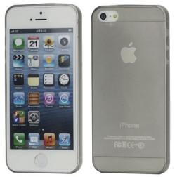 Pasaulē planākais futrālis - pelēks (iPhone 5 / 5S)