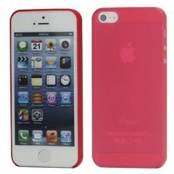 Pasaulē planākais futrālis - sarkans (iPhone 5 / 5S)