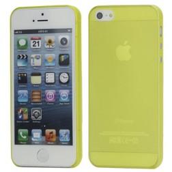 Pasaulē planākais futrālis - dzeltens (iPhone 5 / 5S)