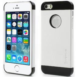 """Verus"" apvalks - balts/melns (iPhone 5 / 5S)"