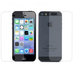 """""""ISME"""" aizsargplēves - dzidras (iPhone 5 / 5S)"""
