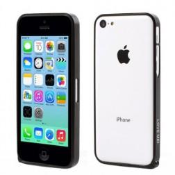 """Love Mei"" rāmis - melns (iPhone 5c)"
