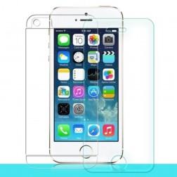 """""""Nillkin"""" 9H Tempered Glass ekrāna aizsargstikls 0.33 mm + aizsargplēve aizmugurējām vāciņam (iPhone 5 / 5S)"""