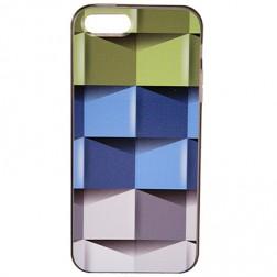 """Bullet"" futrālis - ""Cubes"" (iPhone 5 / 5S)"