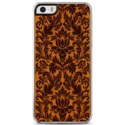 """Crafted Cover"" dabīga koka apvalks - Kultūras (iPhone 5 / 5s)"