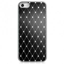Elegants futrālis - melns (iPhone 5 / 5S)