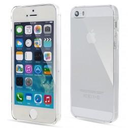 Planākais TPU apvalks - dzidrs (iPhone 5 / 5S)