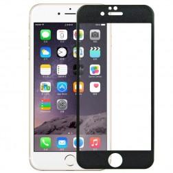 """3D Rewan"" Tempered Glass ekrāna aizsargstikls 0.26 mm - melns (iPhone 6 / 6S)"