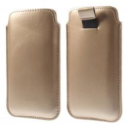 Telefona ieliktņa - zelta (L izmērs)