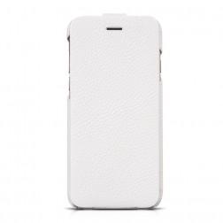"""""""HOCO"""" Duke vertikāli atvēramais futrālis - balts (iPhone 6 / 6s)"""