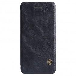 """""""Nillkin"""" Qin atvēramais maciņš - melns (iPhone 6 Plus / 6s Plus)"""