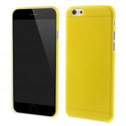 Pasaulē planākais futrālis - dzeltens (iPhone 6 / 6s)