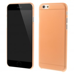 Pasaulē planākais futrālis - oranžs (iPhone 6 / 6s)