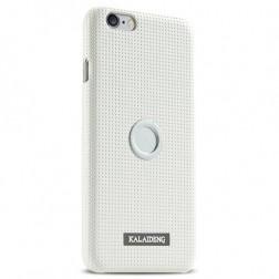 """""""Kalaideng"""" Drive apvalks - balts + autoturētājs (iPhone 6 Plus / 6s Plus)"""