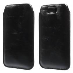 Telefona ieliktņa - melna (XL izmērs)
