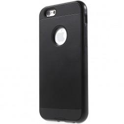 Pastiprinātas aizsardzības apvalks - melns (iPhone 6 Plus / 6s Plus)