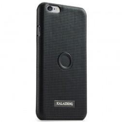 """""""Kalaideng"""" Drive apvalks - melns + autoturētājs (iPhone 6 Plus / 6s Plus)"""