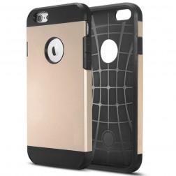 Pastiprinātas aizsardzības apvalks - zelta (iPhone 6 Plus / 6s Plus)