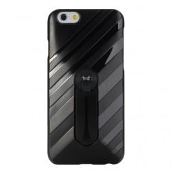"""""""ROCK"""" Car Mount apvalks - melns + autoturētājs (iPhone 6 / 6s)"""