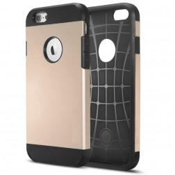 Pastiprinātas aizsardzības apvalks - zelta (iPhone 6 / 6s)