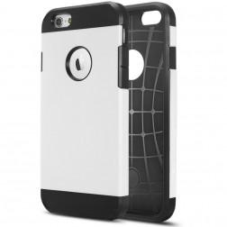 Pastiprinātas aizsardzības apvalks - balts (iPhone 6 / 6s)