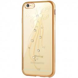 """JLW"" Butterfly silikona (TPU) apvalks - dzidrs (iPhone 6 / 6s)"