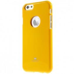 """Mercury"" futrālis - dzeltens (iPhone 6 / 6s)"