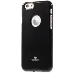 """""""Mercury"""" futrālis - melns (iPhone 6 / 6s)"""